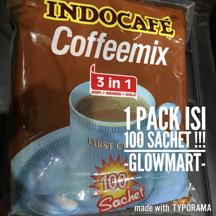 Kopi indocafe coffeemix