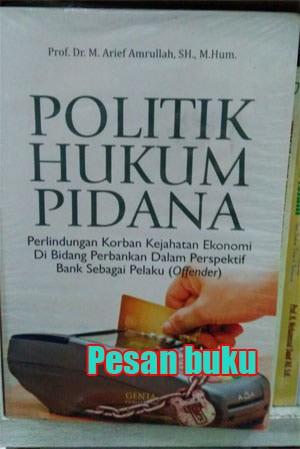 Buku Hukum Pidana Pdf