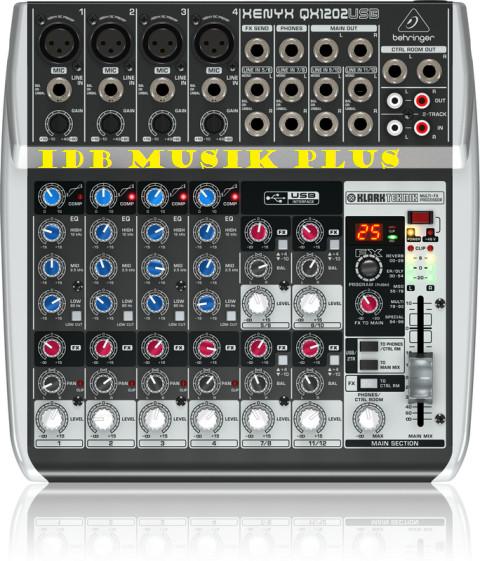 harga Mixer behringer xenyx qx 1202 usb / qx 1202usb / qx1202usb original Tokopedia.com