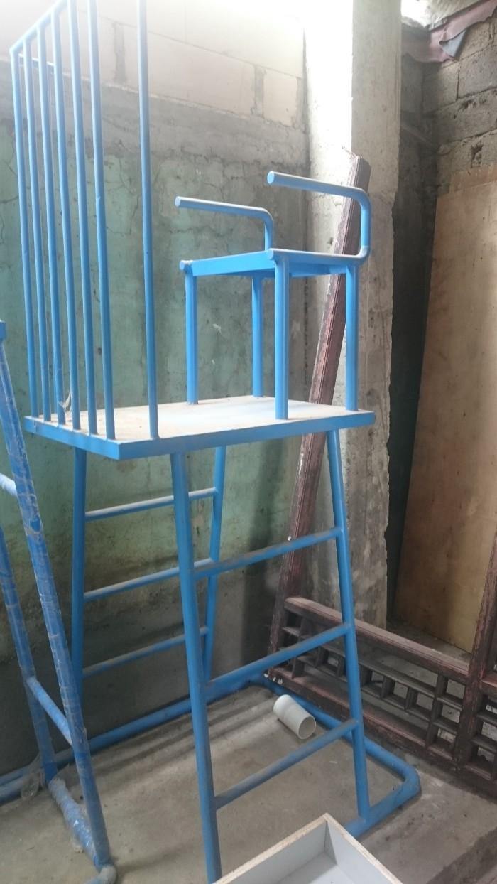 Jual KURSI WASIT VOLI ATAU VOLLEY Kota Bogor Cipta Nauli