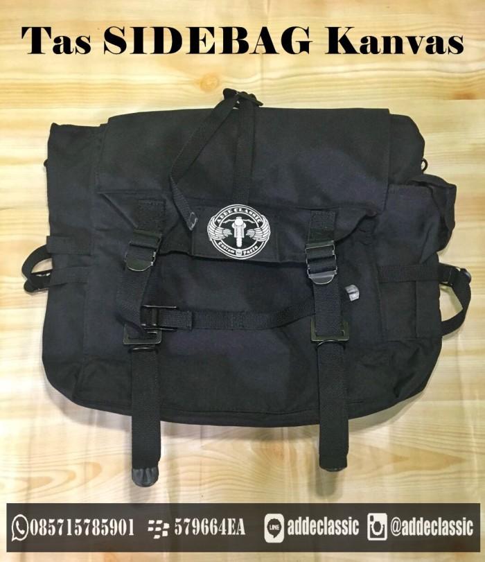harga Tas sidebag motor custom royal enfield estrella w175 bratstyle japstyl Tokopedia.com