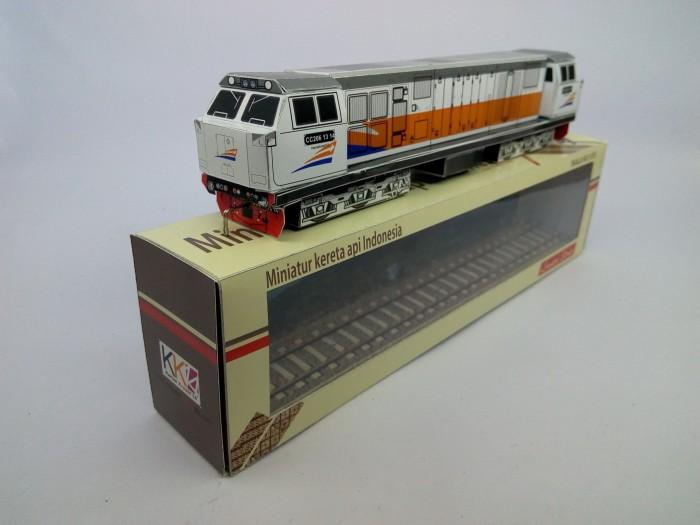 harga Lokomotif cc206 - miniatur kereta api indonesia Tokopedia.com