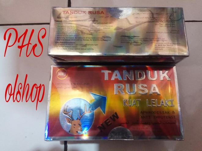 harga Herbal tanduk rusa isi 15 sachet Tokopedia.com