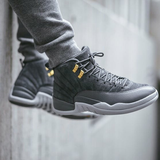 Air Jordan Jual Retro Nike VgasvTokopedia 12 Grey' 'dark 54LAjR