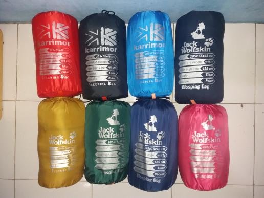 harga Sleeping bag kantung tidur ultralight ringan not eiger consina rei Tokopedia.com
