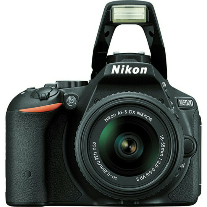 harga Nikon d5500 kit 18-55 vr ii Tokopedia.com