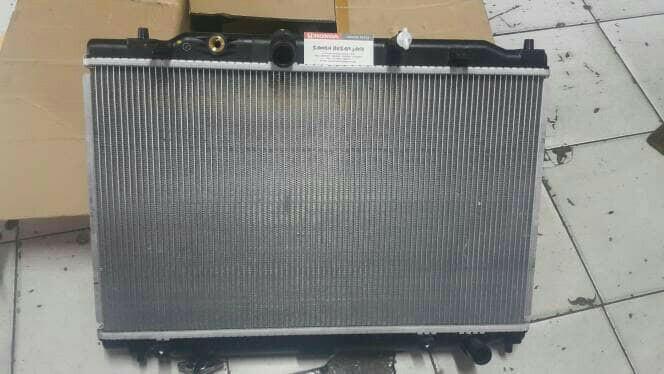 harga Radiator brio at matic orisinil honda Tokopedia.com