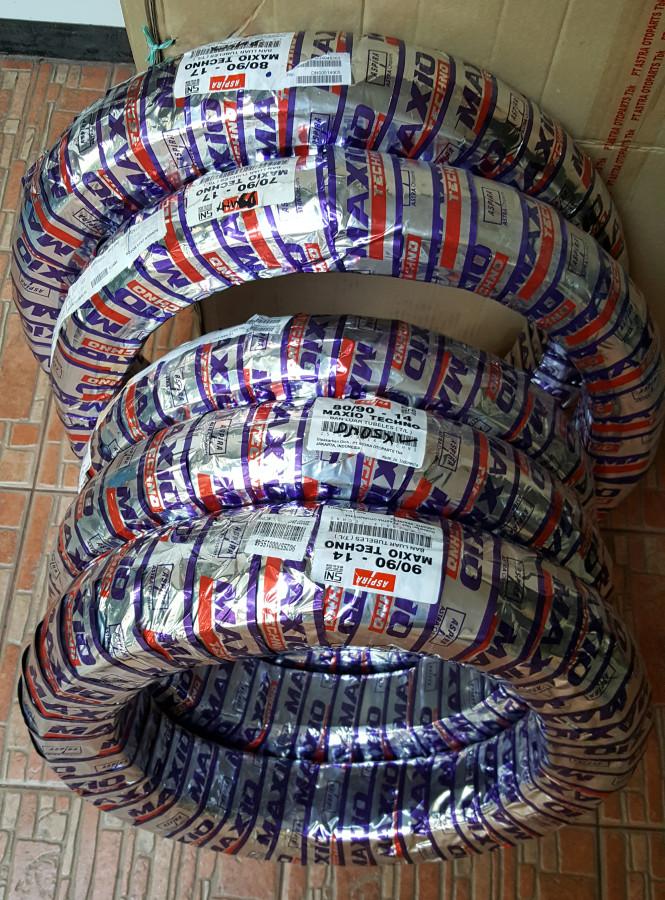harga Ban luar 70/90-14 aspira maxio tubeless Tokopedia.com