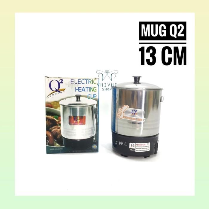 harga Mug/ panci elektrik q2 13 cm/ pemanas air Tokopedia.com