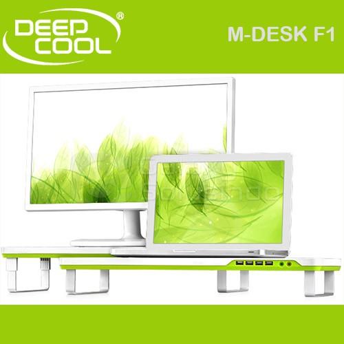 harga Deepcool m-desk f1 monitor stand Tokopedia.com