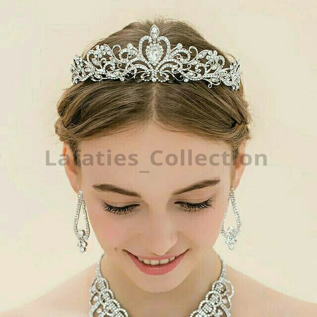 harga Tiara crown bridal wedding hiasan hijab rambut jilbab pesta party  Tokopedia.com 16b43b5c9e