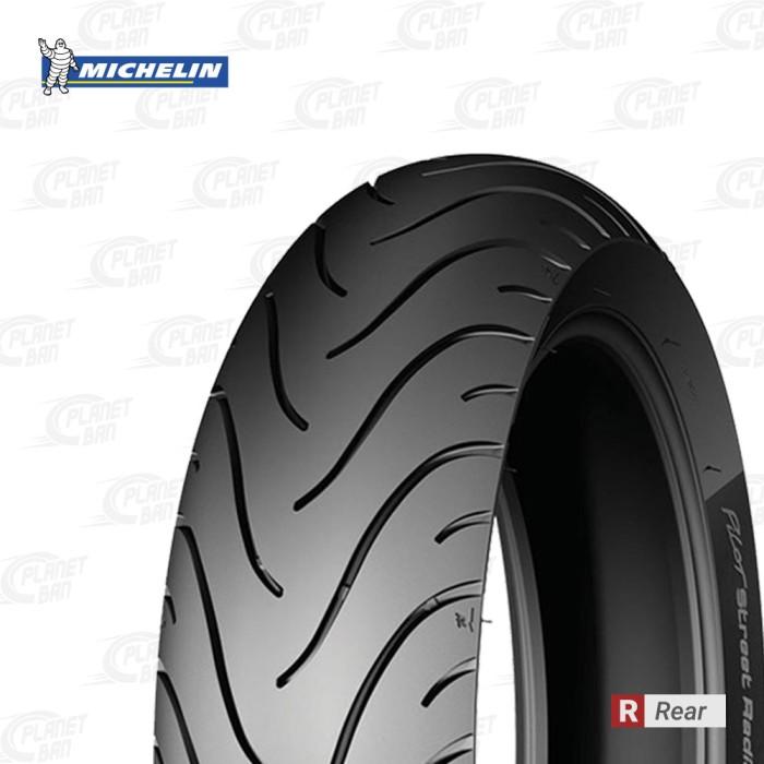 Jual Michelin Pilot Street Rad 130/70-17 Ban Motor Sport Harga Promo Terbaru