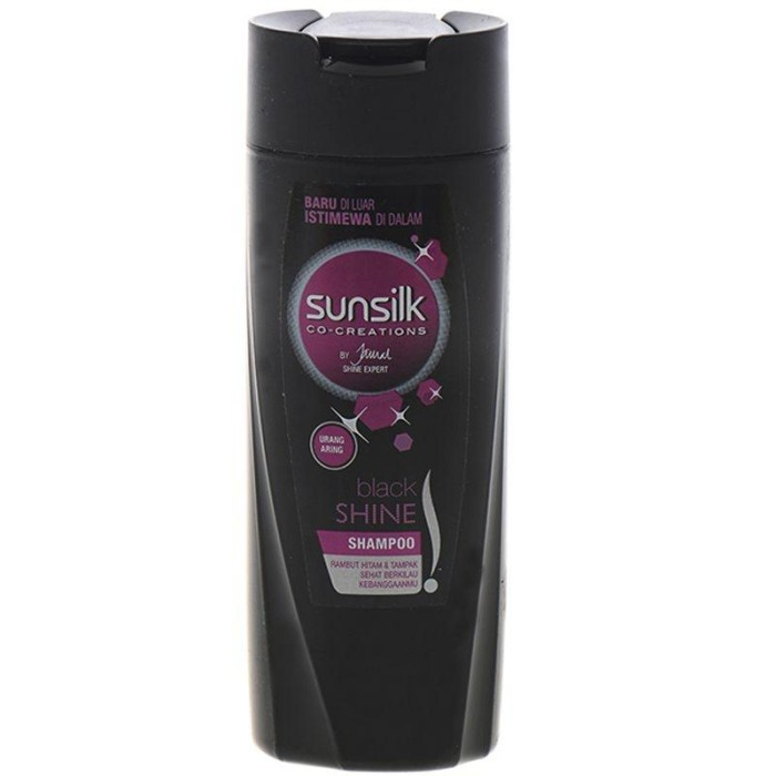 harga Sunsilk shampoo black shine sd 170ml Tokopedia.com