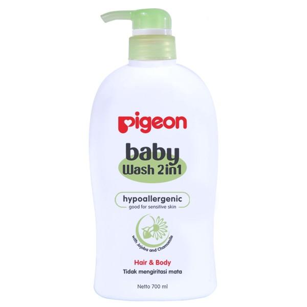 harga Pigeon sabun baby wash jojoba 700ml Tokopedia.com