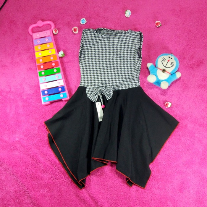 Foto Produk Dress Payung Runcing Anak Size S dari babysshopsby
