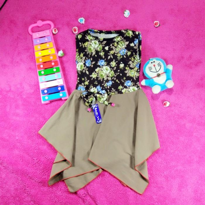 Foto Produk Dress Payung Runcing Anak Size S dari babybebs004