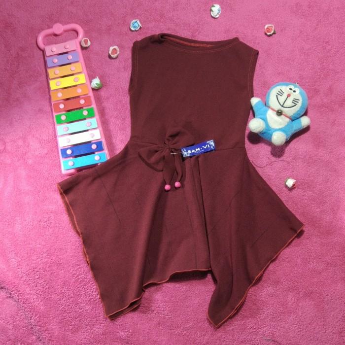 Foto Produk Dress Payung Runcing Anak Size S dari babybebs002