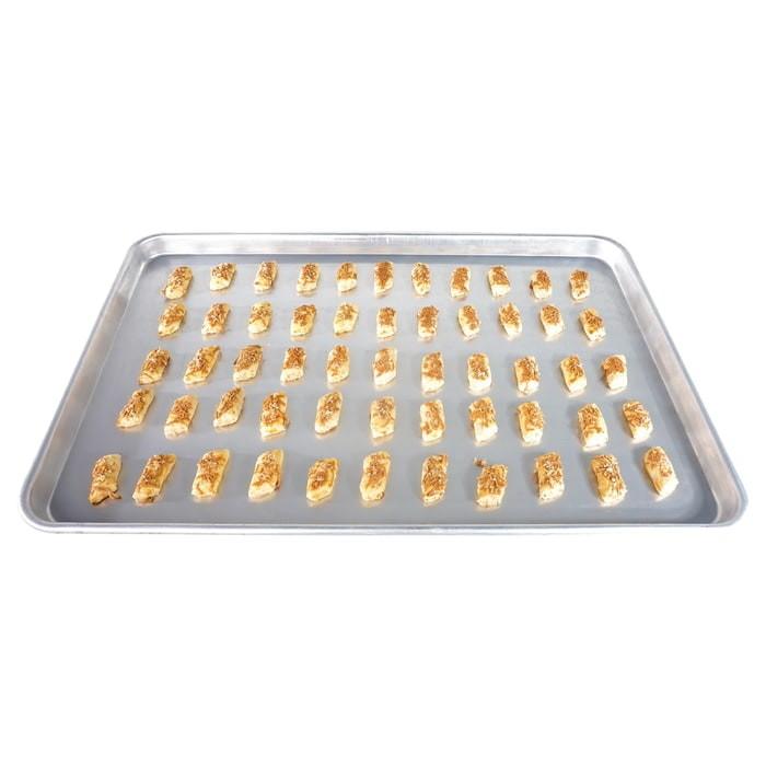 harga Loyang alumunium 60x40 tempat pemanggang roti oven deck pan-463al Tokopedia.com
