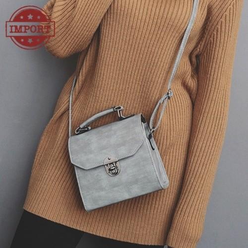 Jual Tas Wanita Selempang Mini 4106 Sling Bag Cewek Korea ...