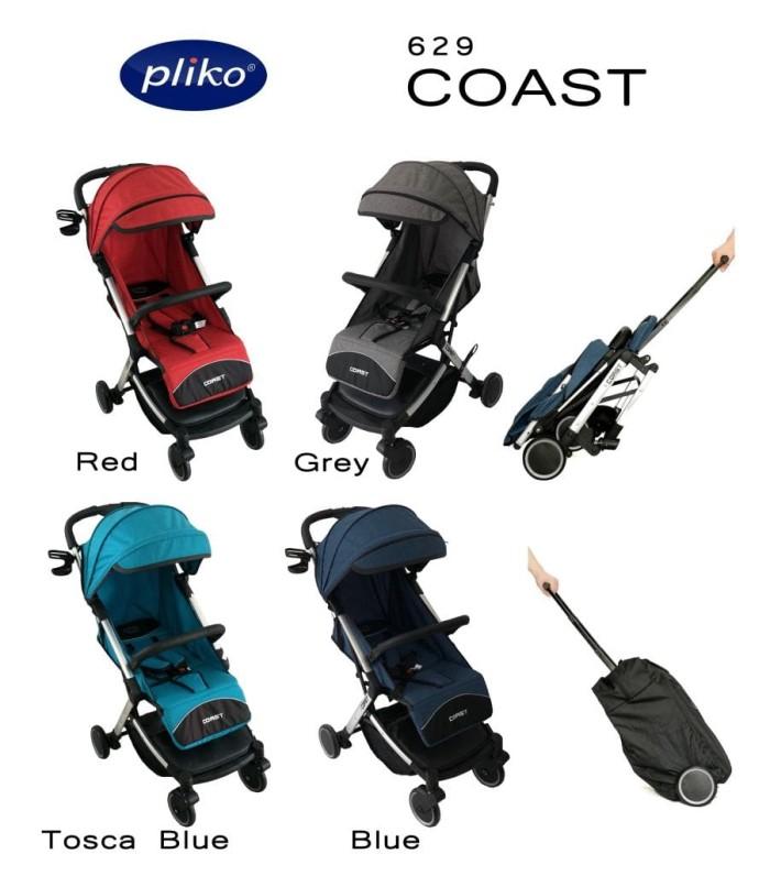 harga Stroller Pliko Coast 629 Tokopedia.com