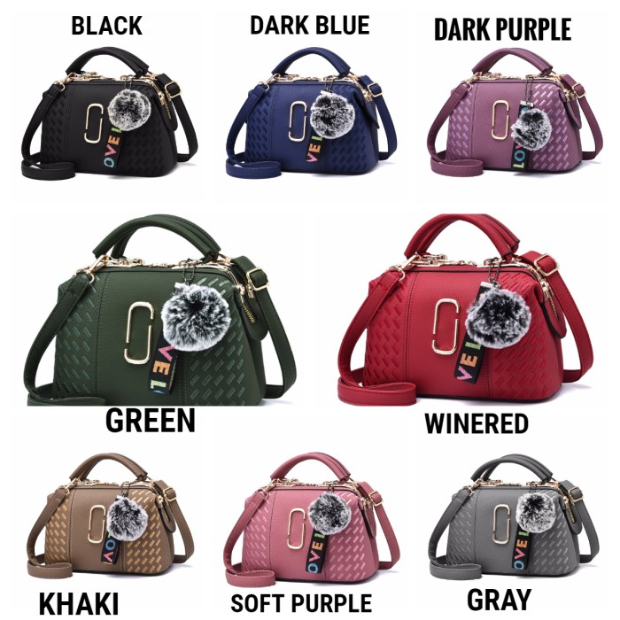 harga Doctor bag mewah tas pesta import murah elegan tas gaya terbaru  tb2035 Tokopedia.com a6ac313f2d