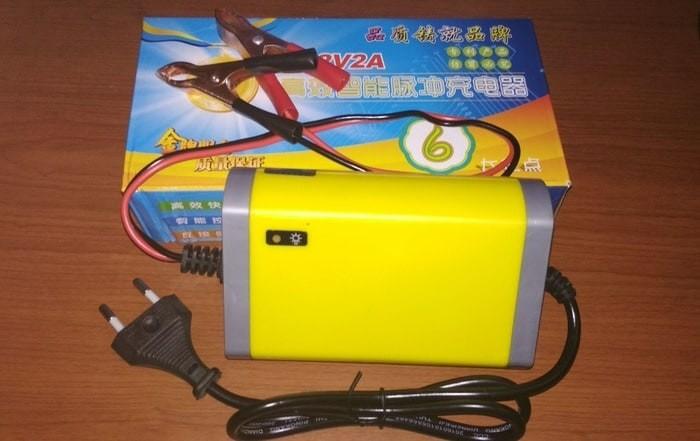 harga Promo charger aki cas aki batere motor portable 12 volt 2a murah Tokopedia.com
