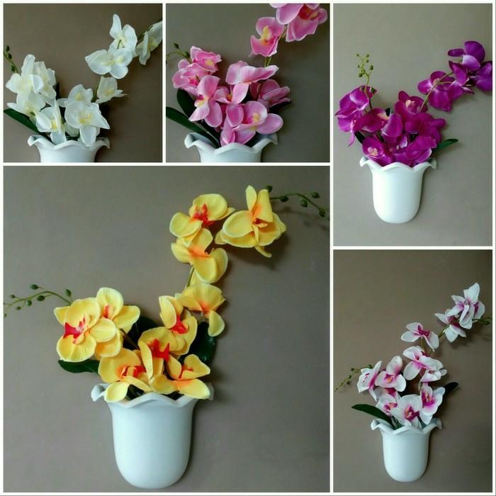 Jual Bunga Anggrek Bunga Angrek Bunga Hias Bunga Dinding Tanaman Hias Bunga Kota Bandung Anita Yunita Tokopedia