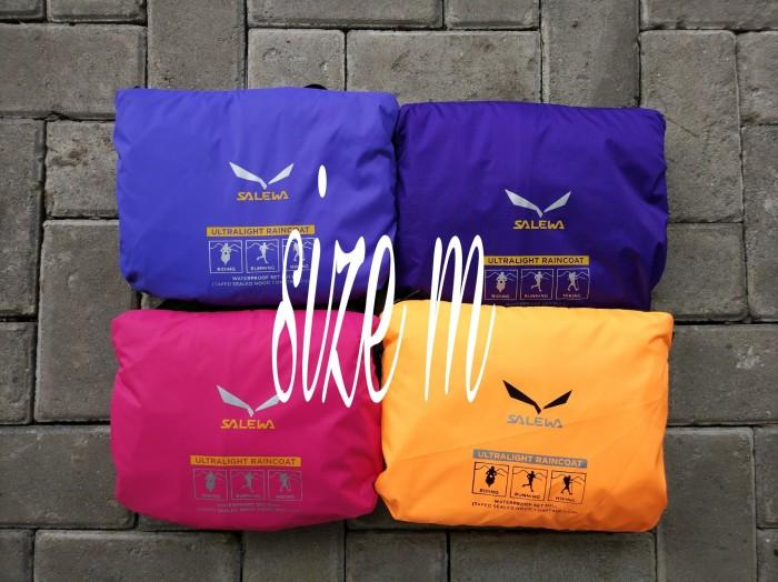 harga Jas hujan raincoat salewa size m Tokopedia.com