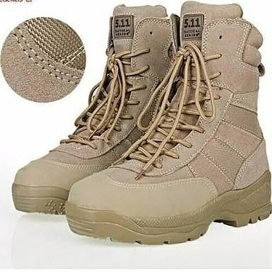 Foto Produk sepatu boots 511 8inch dari tetril olshop