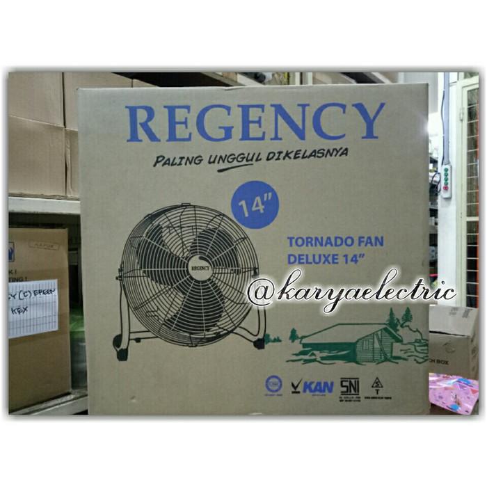 harga Kipas angin lantai regency tornado fan 14 Tokopedia.com
