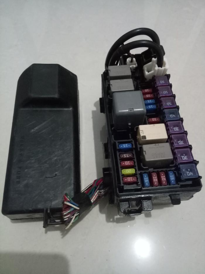 Fuse Box Smart Fortwo Cdi