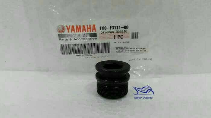 harga Baut tutup as shock rx king 1x0-f3111 yamaha genuine parts Tokopedia.com