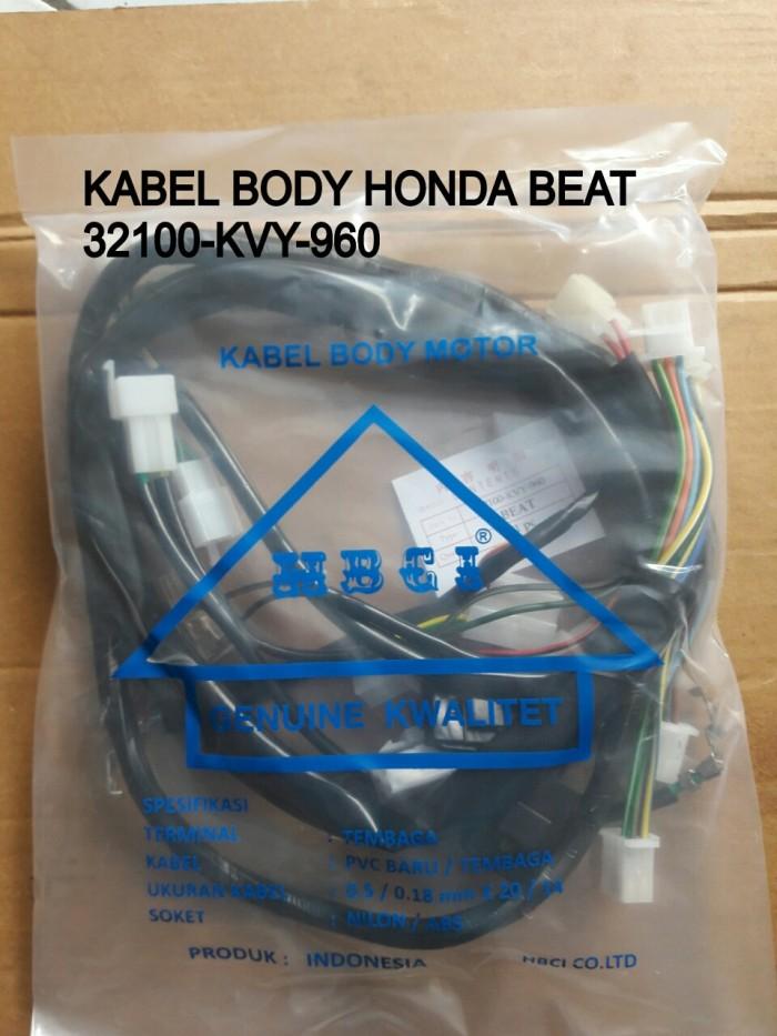 Harga Kabel Body Beat Fi