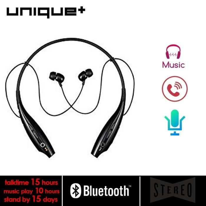 harga Headseat bluetooth unique lg similar hbs_730 good sound quality Tokopedia.com