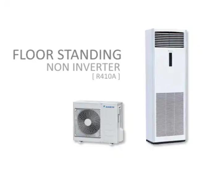 harga Ac daikin 5 pk 5 pk floor standing fvrn125bxv14 wireless Tokopedia.com