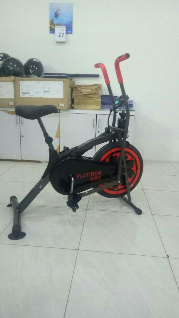 harga Sepeda statis platinum bike total Tokopedia.com