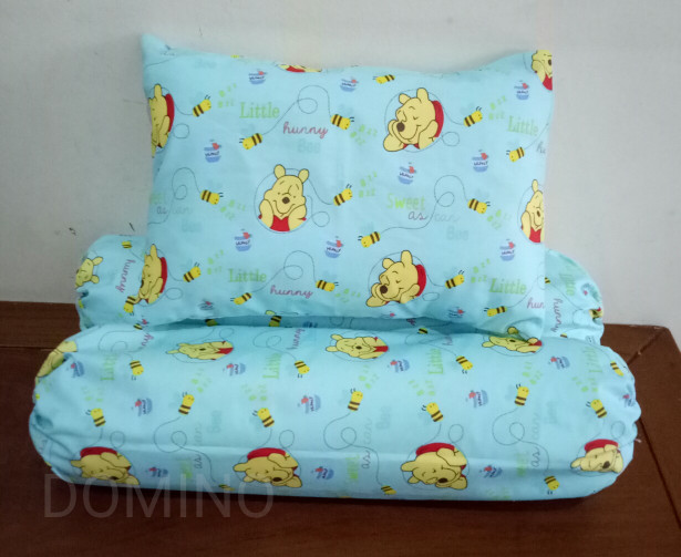 harga Sarung bantal guling bayi winnie the pooh set 3pc Tokopedia.com