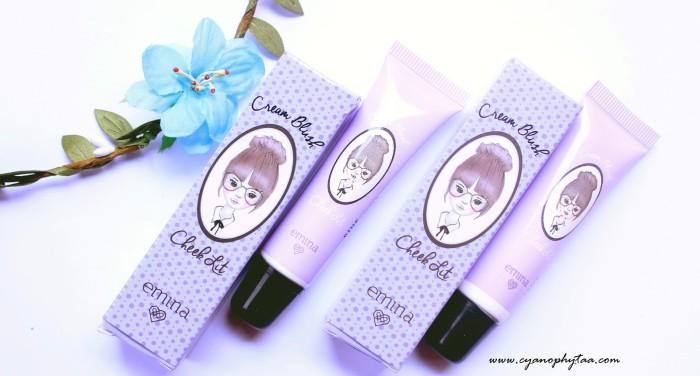 harga Emina cheeklit (cheek lit) cream blush 10 ml Tokopedia.com