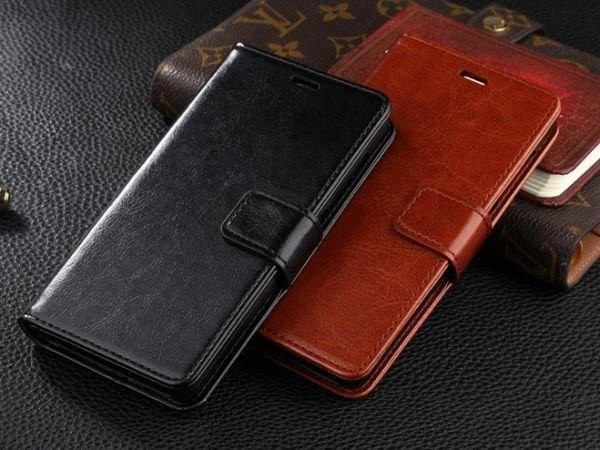 harga Flip wallet kulit leather cover case samsung galaxy note 4 note4 Tokopedia.com