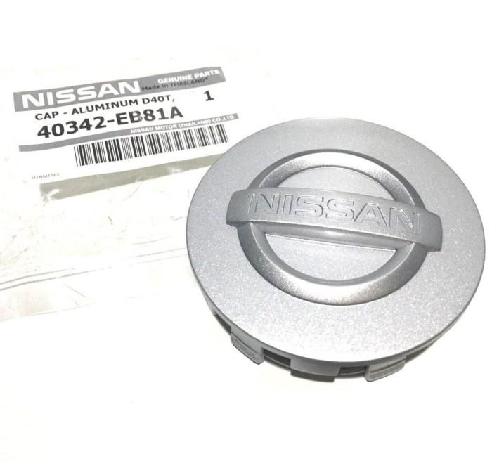 harga Nissan Navara D40 Dop Velg Ornament Wheel Disc 100% Ori 40342-eb81a Tokopedia.com