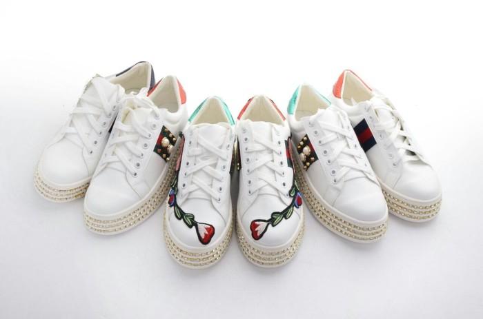 harga Sepatu gucci sneakers wedges web a318 Tokopedia.com