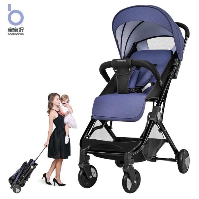Jual Baby Stroller YOGA Y1 Cabin Size Lipat Kecil Kereta ...