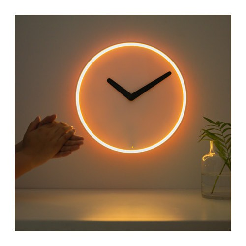 ... harga Ikea stolpa jam dinding uk 32 cm Tokopedia.com. Rp. 440000 59134291cb