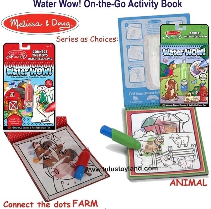 Jual Promo Buku Mewarnai Air Anak Kreatif Tk Paud Sd Sekolah Best