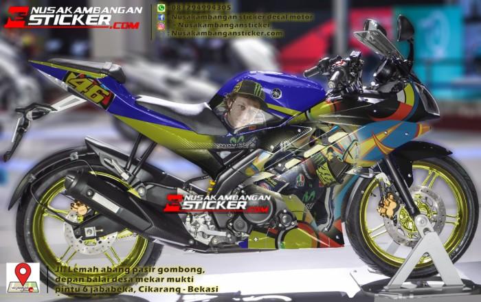 Jual Decal Motor Sticker Motor Yamaha R15 V2 VR46 02 Full Body - Kab   Bekasi - Nusakambangan Sticker01 | Tokopedia