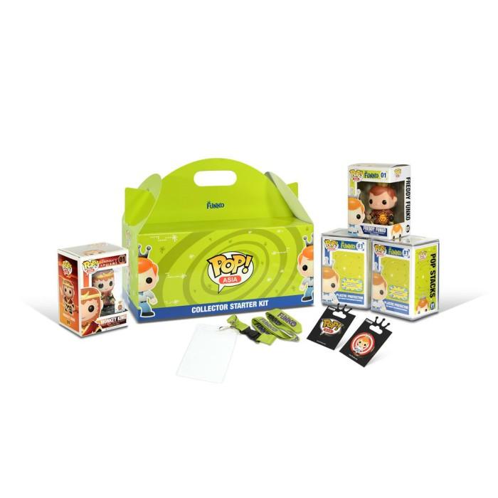 Funko pop! asia collector starter kit