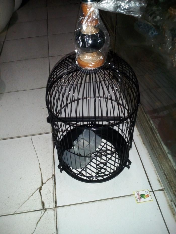 harga Sangkar besi buat burung kecil dari octagon Tokopedia.com