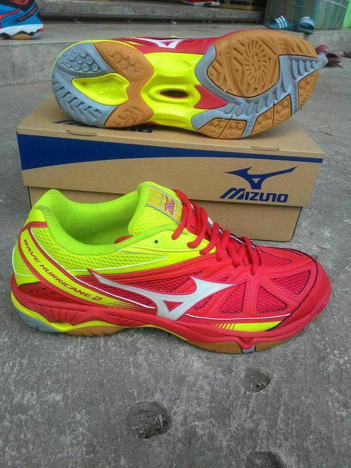 Mizuno Wave Hurricane 2 Original Sepatu Volley efd5c7842a