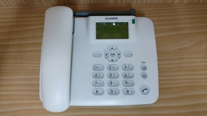 harga Telpon gsm pesawat telepon rumah kartu sim gsm huawei telpon kabel Tokopedia.com