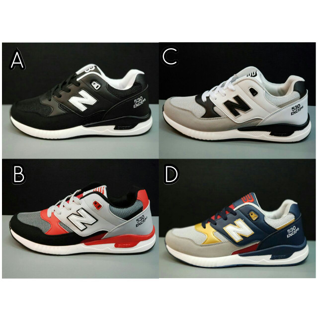 harga Sepatu Pria Newbalance Import 530 Sepatu Nb Pria Blanja.com